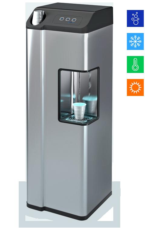 erogatore rete idrica mobile